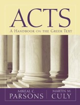 Acts: Baylor Handbook on the Greek New Testament  [BHGNT]