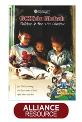 GCKidz Global DVD - Children in the 4/14 Window - Winter 2012