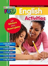 Preschool Fun: English Activities