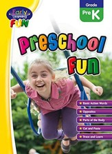 Early Learning Fun: Preschool Fun, Prek