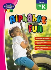 Early Learning Fun: Alphabet Fun, PreK