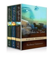 Stitches in Time Bundle, Her Restless Heart, Hearts Journey & Heart in Hand - eBook [ePub]: Stitches in Time - eBook