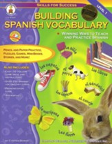 Building Spanish Vocabulary