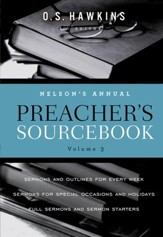 Nelson's Annual Preacher's Sourcebook, Volume 3 - eBook