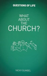 What About the Church? Booklet
