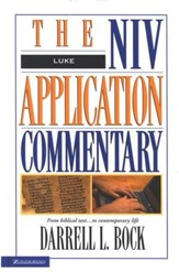 Luke: NIV Application Commentary [NIVAC]