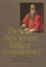 The New Jerome Biblical Commentary, First Edition