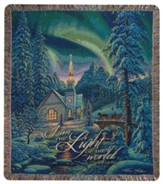 Light Of The World Throw