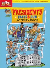Presidents Facts and Fun Activity  Book