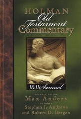1 & 2 Samuel: Holman Old Testament Commentary, Volume 6 - Slightly Imperfect