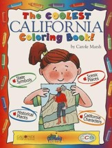 California Coloring Book, Grades PreK-3