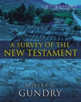 A Survey of the New Testament, Fifth Edition  - Slightly Imperfect