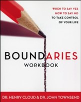 Boundaries Workbook-- Slightly Imperfect