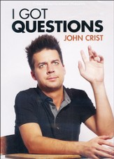 I Got Questions, DVD