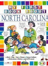 North Carolina My First Book, Grades K-8