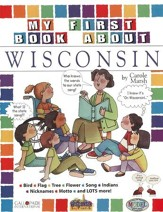 Wisconsin My First Book, Grades 2-4