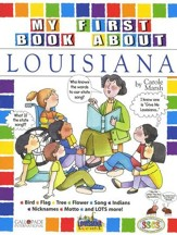 Louisiana My First Book, Grades K-5