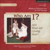 Who Am I? MP3 CD