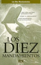 Los Diez Mandamientos Folleto (The Ten Commandments Pamphlet)