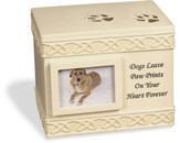 Faithful Friend Pet Urn, Dog