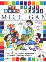 Michigan My First Book, Grades K-5