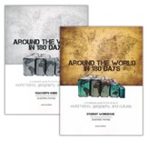 Around the World in 180 Days Set, 2nd Edition