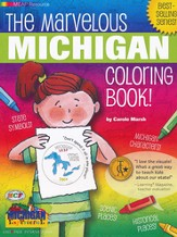 Michigan Coloring Book, Grades PreK-3