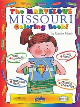 Missouri Coloring Book, Grades PreK-3