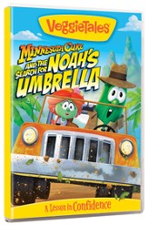 Minnesota Cuke and the Search for Noah's Umbrella--DVD