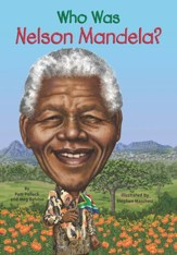 Who Is Nelson Mandela? - eBook