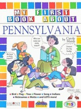Pennsylvania My First Book, Grades K-8