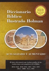 Diccionario Biblico Ilustrado Holman, Actualizado y Aumentado   (Holman Illustrated Bible Dictionary, Revised and Updated)