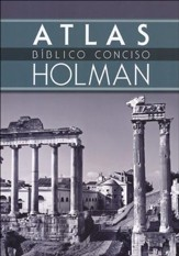 Atlas B�blico Conciso Holman, Holman Concise Bible Atlas