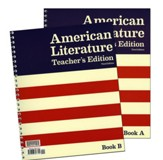 BJU Press American Literature  Teacher's Edition Grade 11, 3rd Ed.