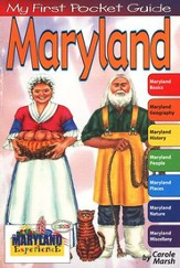 Maryland Pocket Guide, Grades 3-8