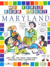 Maryland Coloring Book, Grades PreK-3