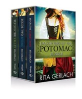 Daughters of the Potomac Bundle, Before the Scarlett Dawn, Beside Two Rivers & Beyond the Valley - eBook [ePub]: Daughters of the Potomac - eBook