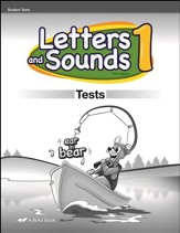 Letters and Sounds 1 Test Book  (Unbound Edition)