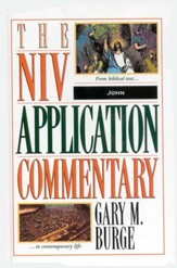 John: NIV Application Commentary [NIVAC]