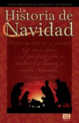 La Historia de Navidad Folleto (The Christmas Story Pamphlet)