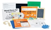 Handwriting Without Tears Kindergarten Kit (with  Standard Letter Cards)