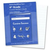 Handwriting without Tears Grade 4 Kit