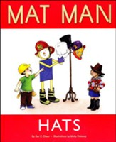 Mat Man Hats--Preschool to Grade K