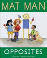 Mat Man Opposites--Preschool to Grade K