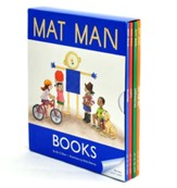 Mat Man Books Set--Preschool to Grade K