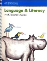 Language and Literacy Teacher's Guide (Grade Pre-K)