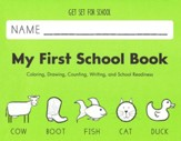 My First School Book--Preschool