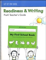Readiness & Writing Teacher's  Guide--Preschool
