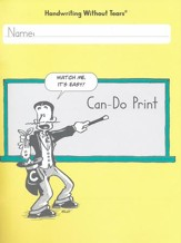 Can-Do Print Student Workbook--Grades 5 and up