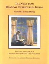 The Noah Plan Reading Curriculum Guide, Second Edition